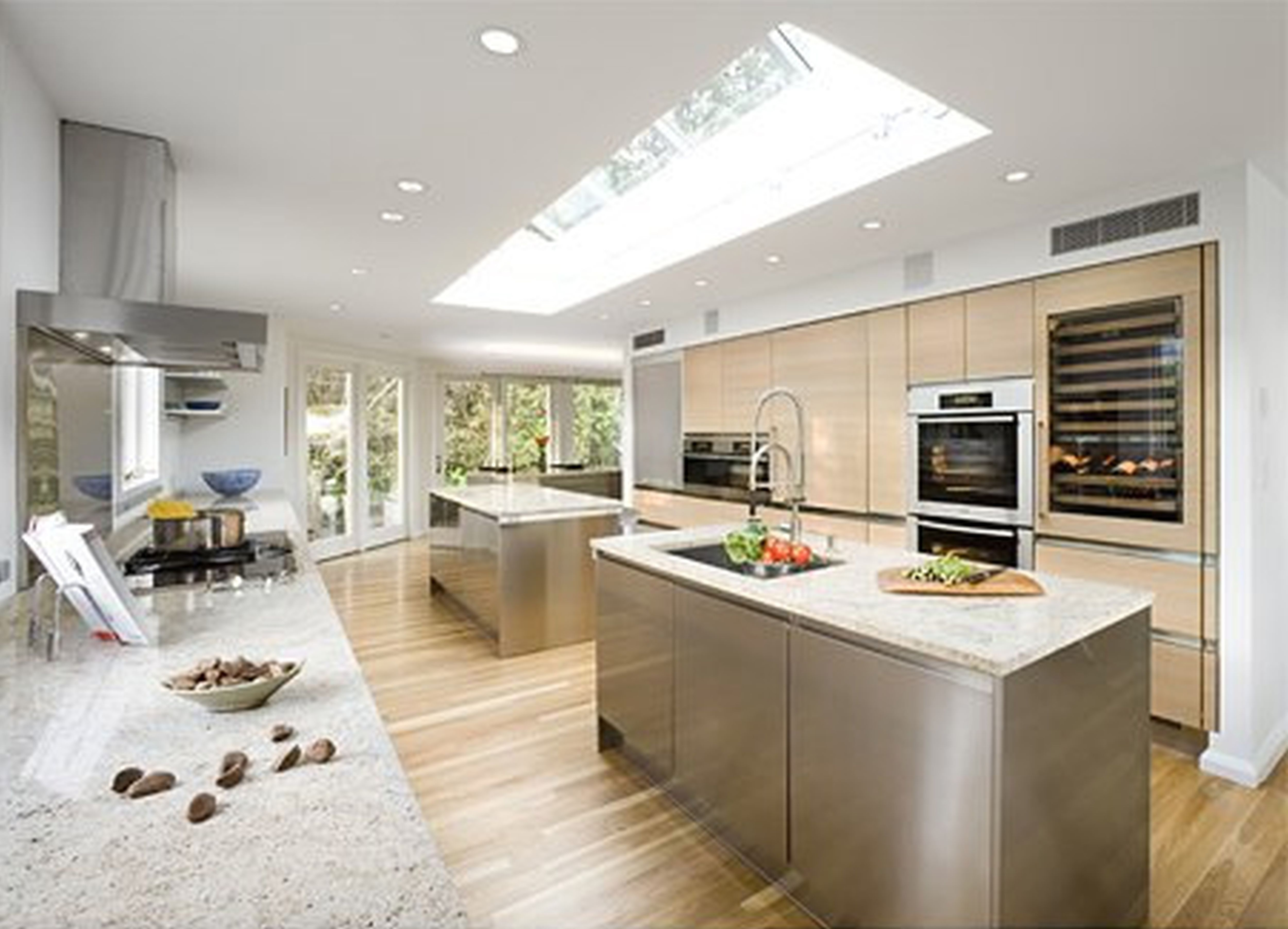 Perfect Big Kitchen Design In Inspiration To Remodel Home with Big