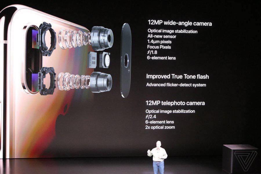 سعر ومواصفات وعيوب ومميزات ايفون ماكس Iphone Xs و Xs Max الجديد Tecnologis Optical Image Iphone Image Stabilization