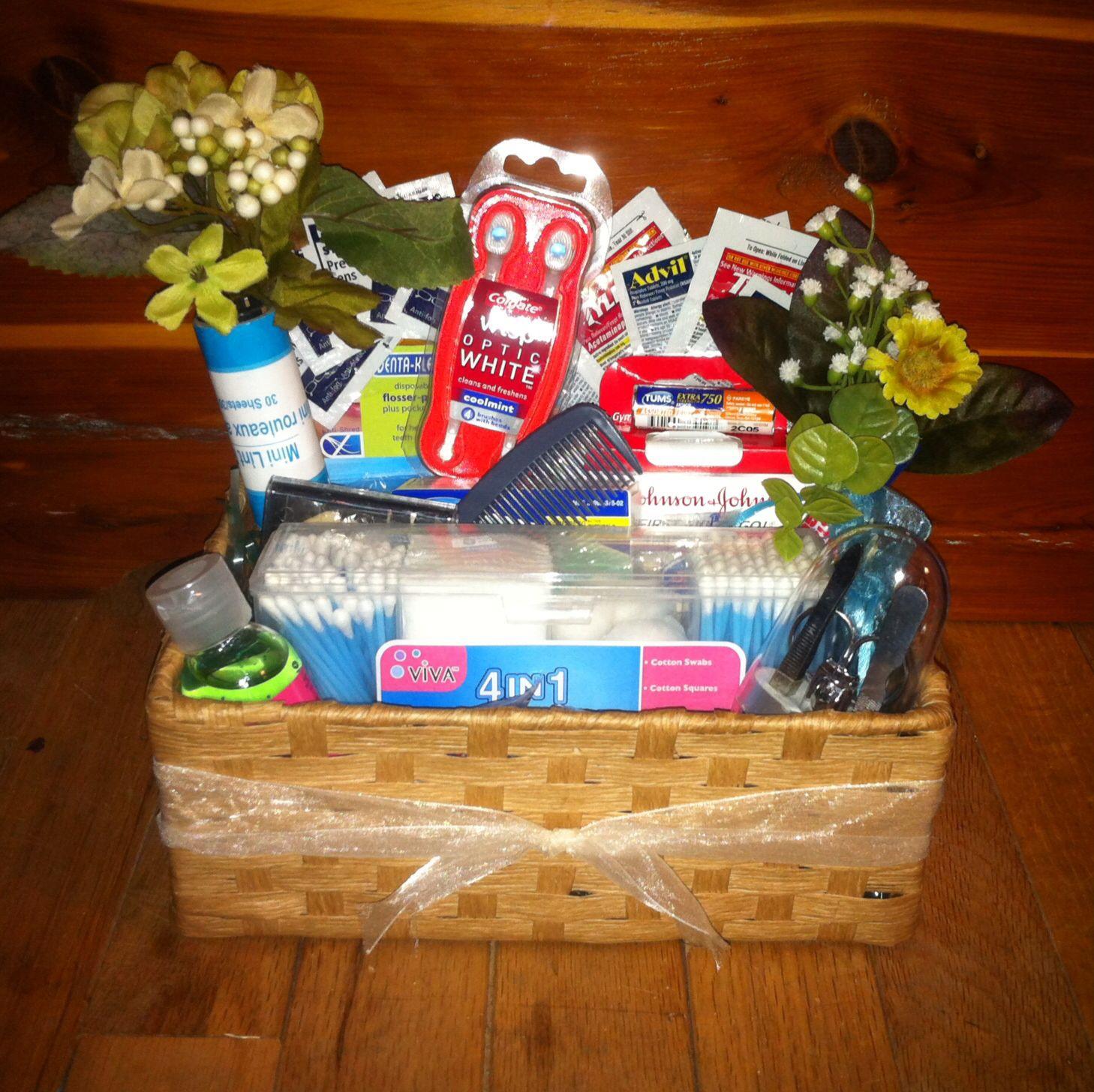 Nice Wedding Gift Ideas: Uh-Oh! Baskets Ideal For Your Wedding Receptions! Bathroom