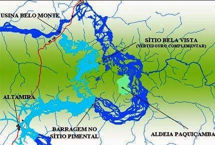 Projeto Luz e Vida: Belo Monte, Anúncio de Uma Guerra