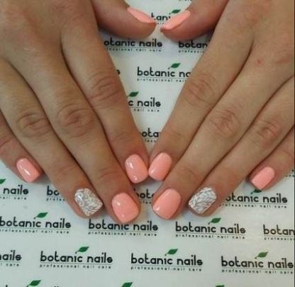 49 Trending Pink Nail Designs Glitter Color Combos – faswon.com