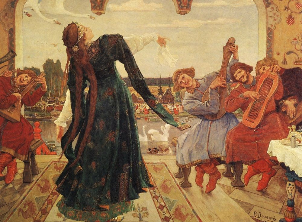 A. Afanase'ev: La principessa rana