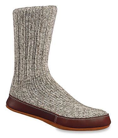 Acorn Slipper Socks - Keep your feet warm on the chilly nights.