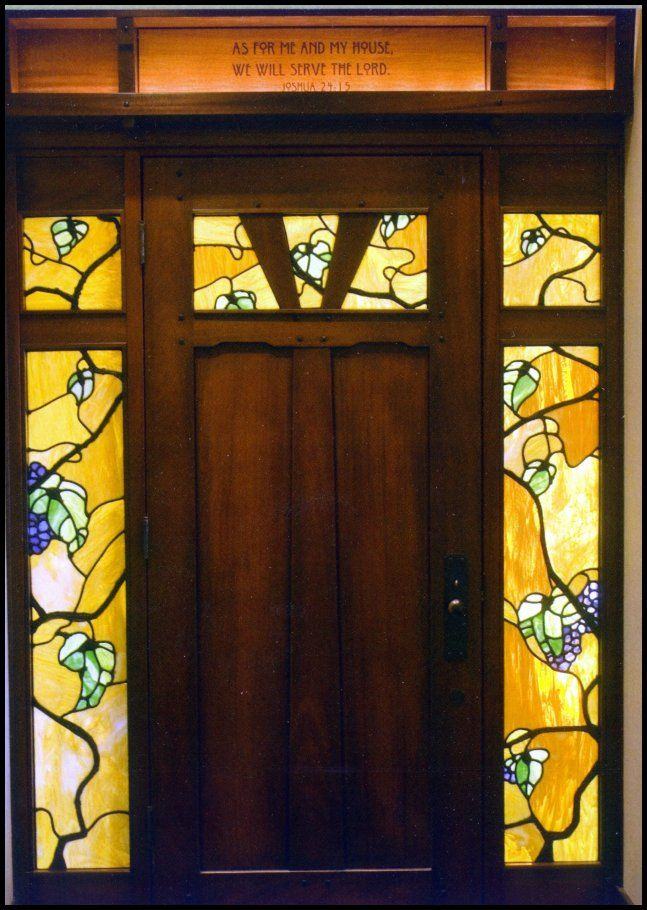 Lovely Heart Of Oak Workshop, Authentic Craftsman U0026 Mission Style Doors Inspired  By The Designs Of The Arts U0026 Crafts Movement