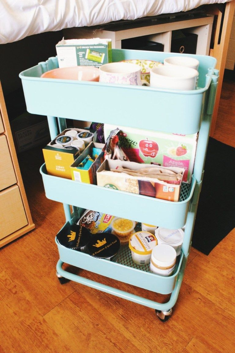 12 College Dorm Room Must Haves - Jessica Slaughter