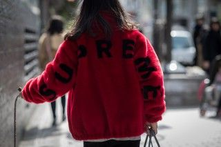 Here's More Killer Street Style from Tokyo Fashion Week FW17