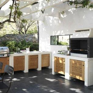 Cuisine Dextérieur Sunday Jardin Pinterest Extérieur Vrai - Deco jardin pinterest pour idees de deco de cuisine