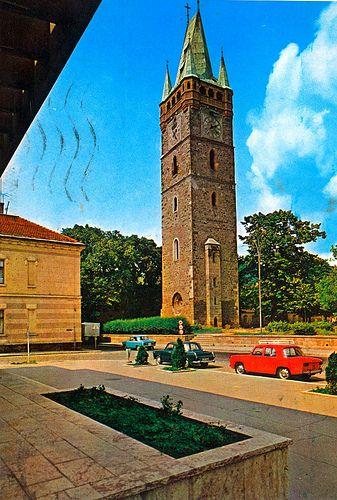 Romania - Baia Mare/Nagybánya/Frauenbach - 1975 - front