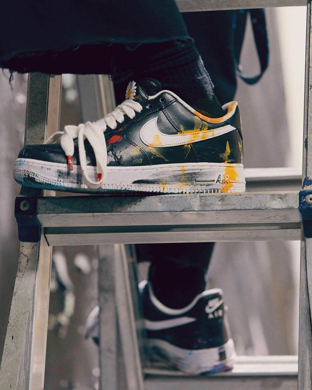 Air Force 1 Low G Dragon Peaceminusone Para Noise | G dragon
