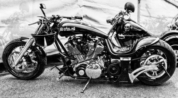 La Harley Davidson es sin duda una de las motocicletas más conocidas