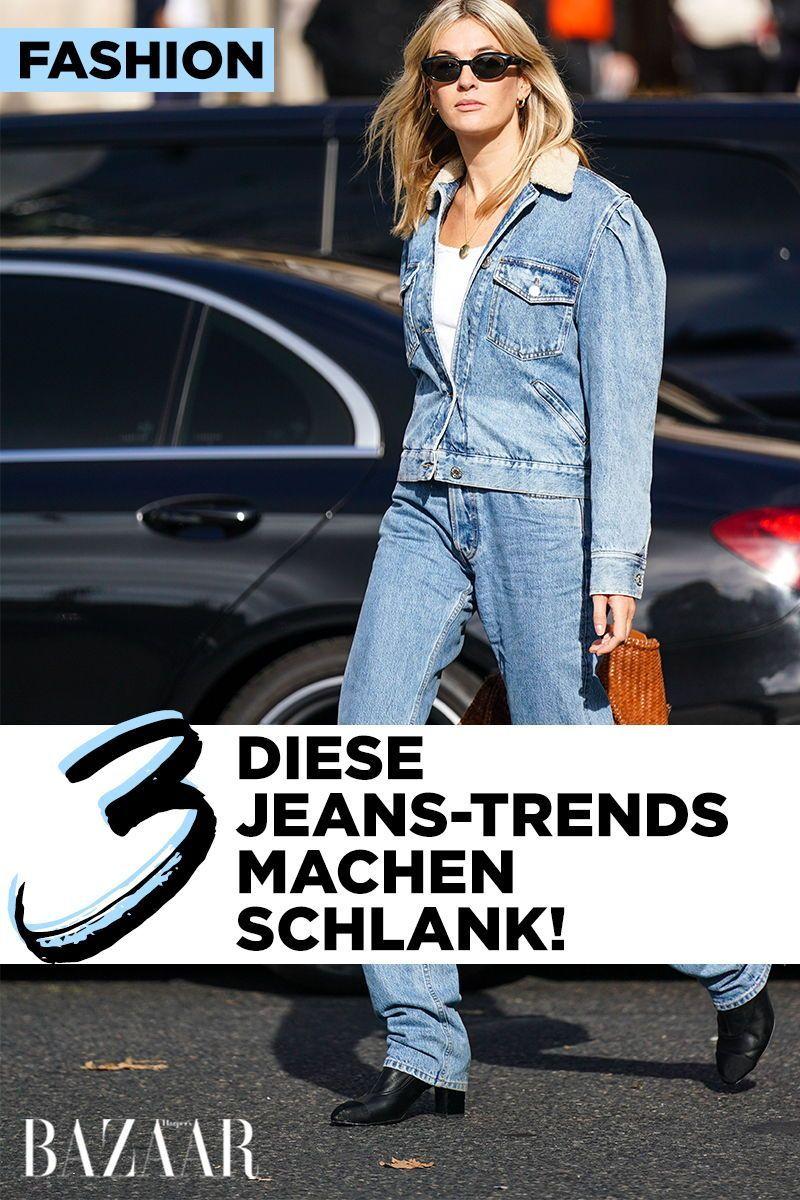 JeansTrends im Herbst 2019 Diese Modelle machen schlank Was der Concealer im Gesicht ist kann die Jeans auf den Hüften sein Denn wie keine andere vermag das blaue Ur...