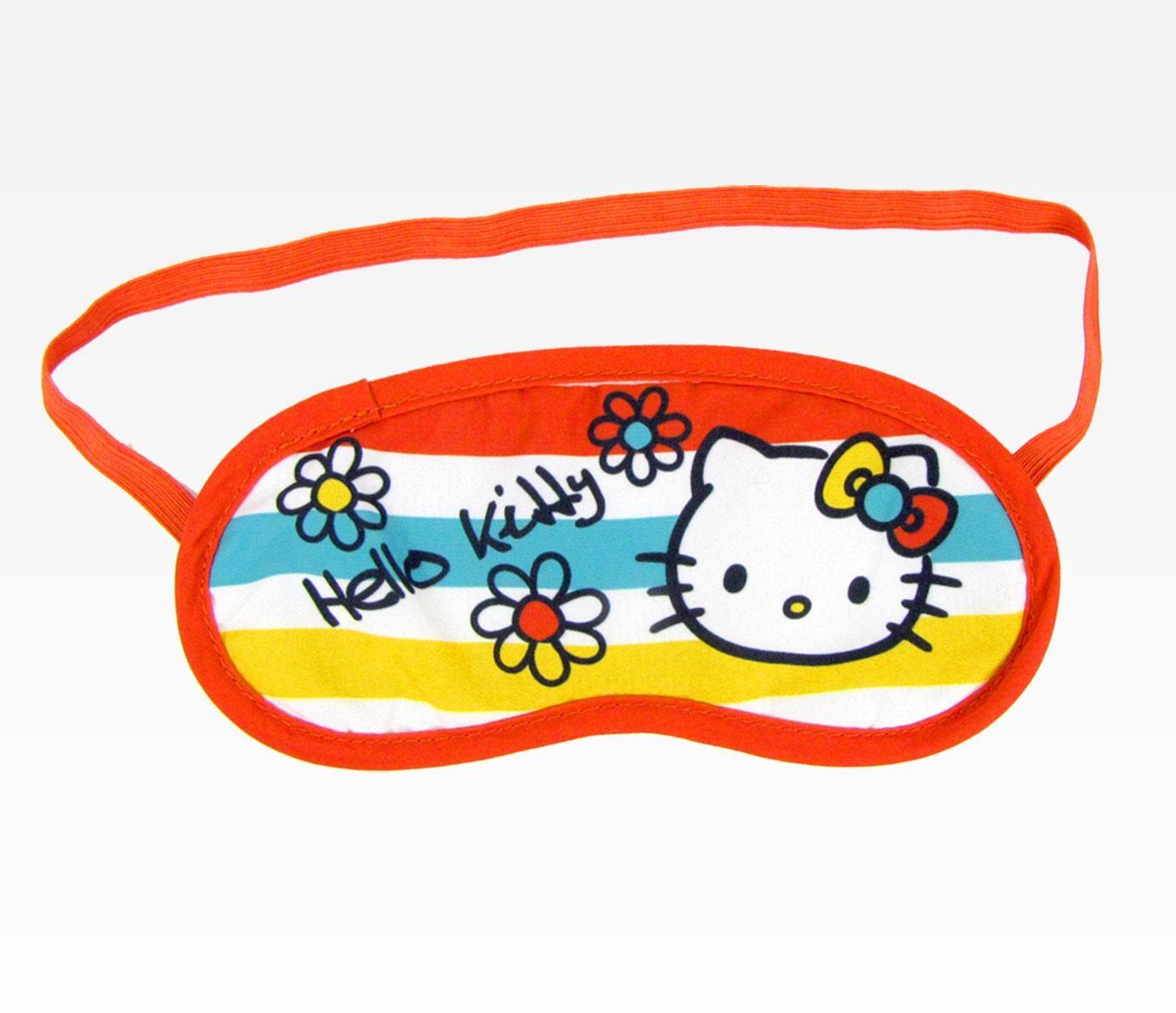 Hello Kitty Adult Sleep Mask: Bright Colors $7.95
