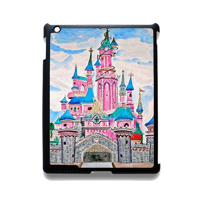 Disney Castle TATUM-3302 Apple Phonecase Cover For Ipad 2/3/4, Ipad Mini 2/3/4, Ipad Air, Ipad Air 2