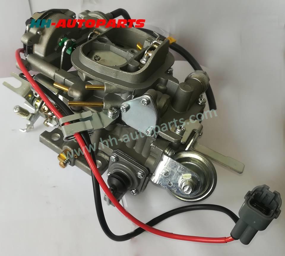 1988 Toyotum 22r Engine Wiring