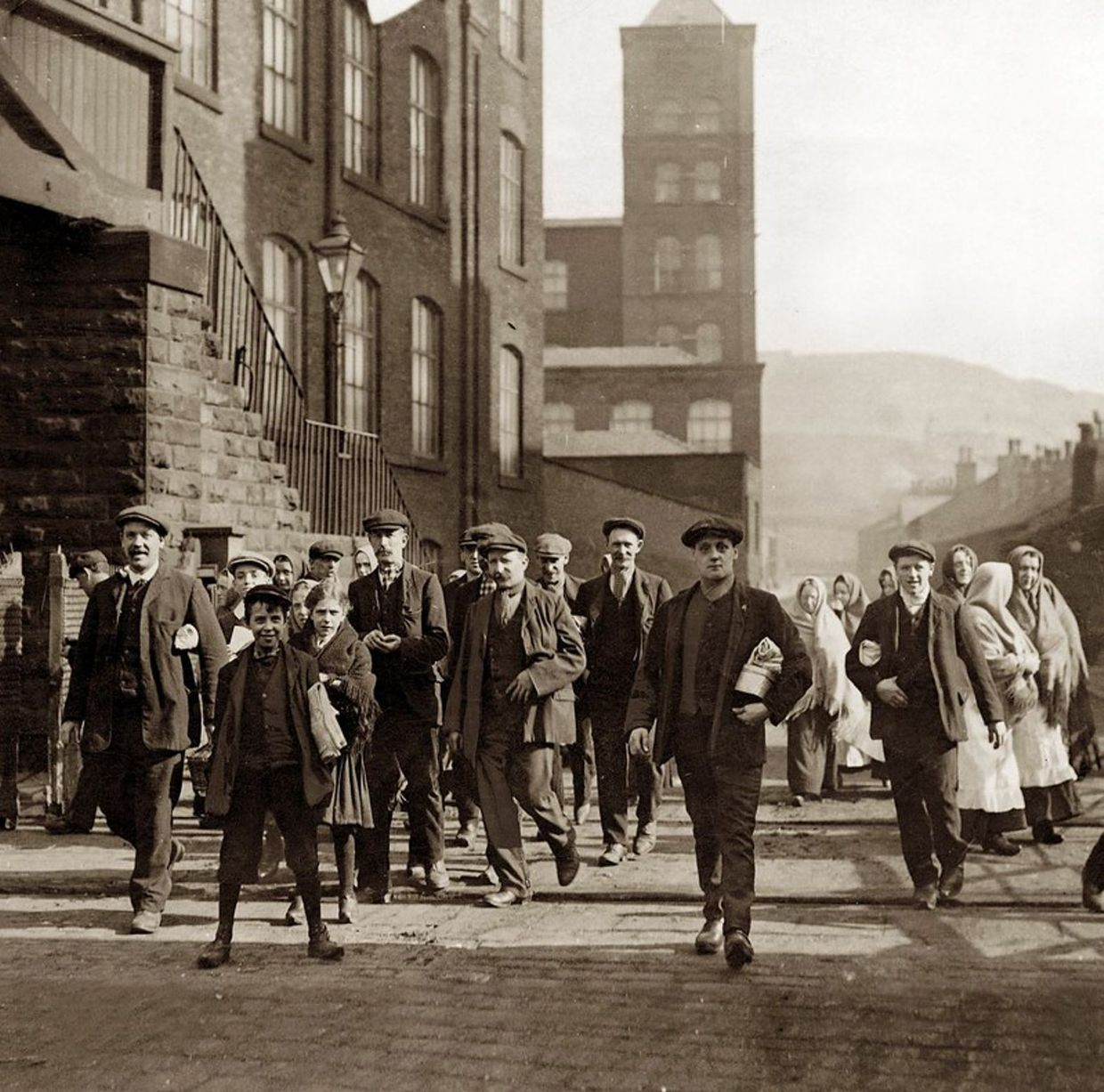 The Way We Were When Cotton Was King And Manchester Led