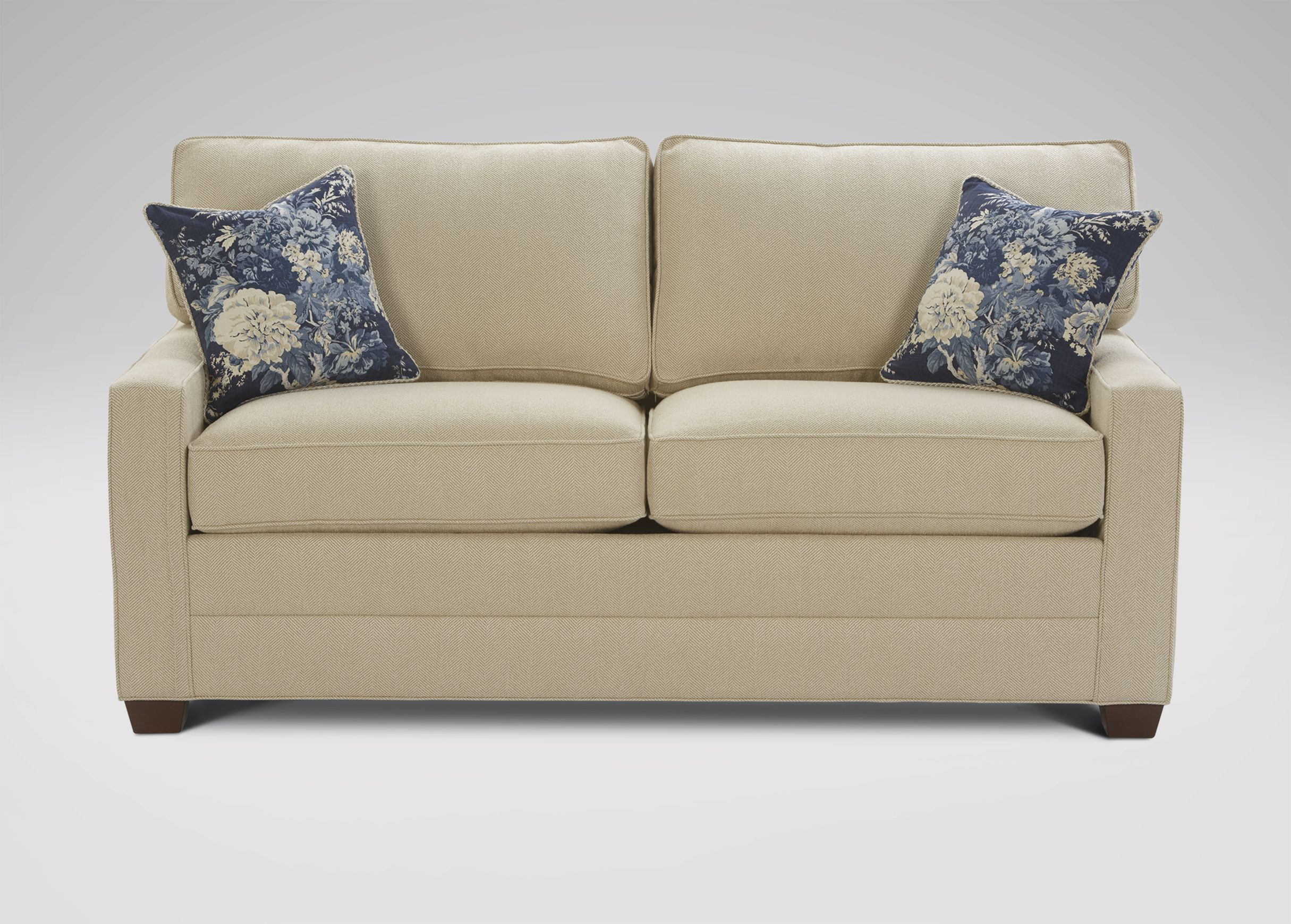 70 Quot Sofa 2 Seater Detached T Cushions Bennett Track Arm