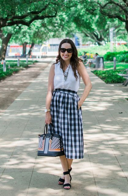 Buffalo Plaid for Summer | Mars, Plaid and Buffalo