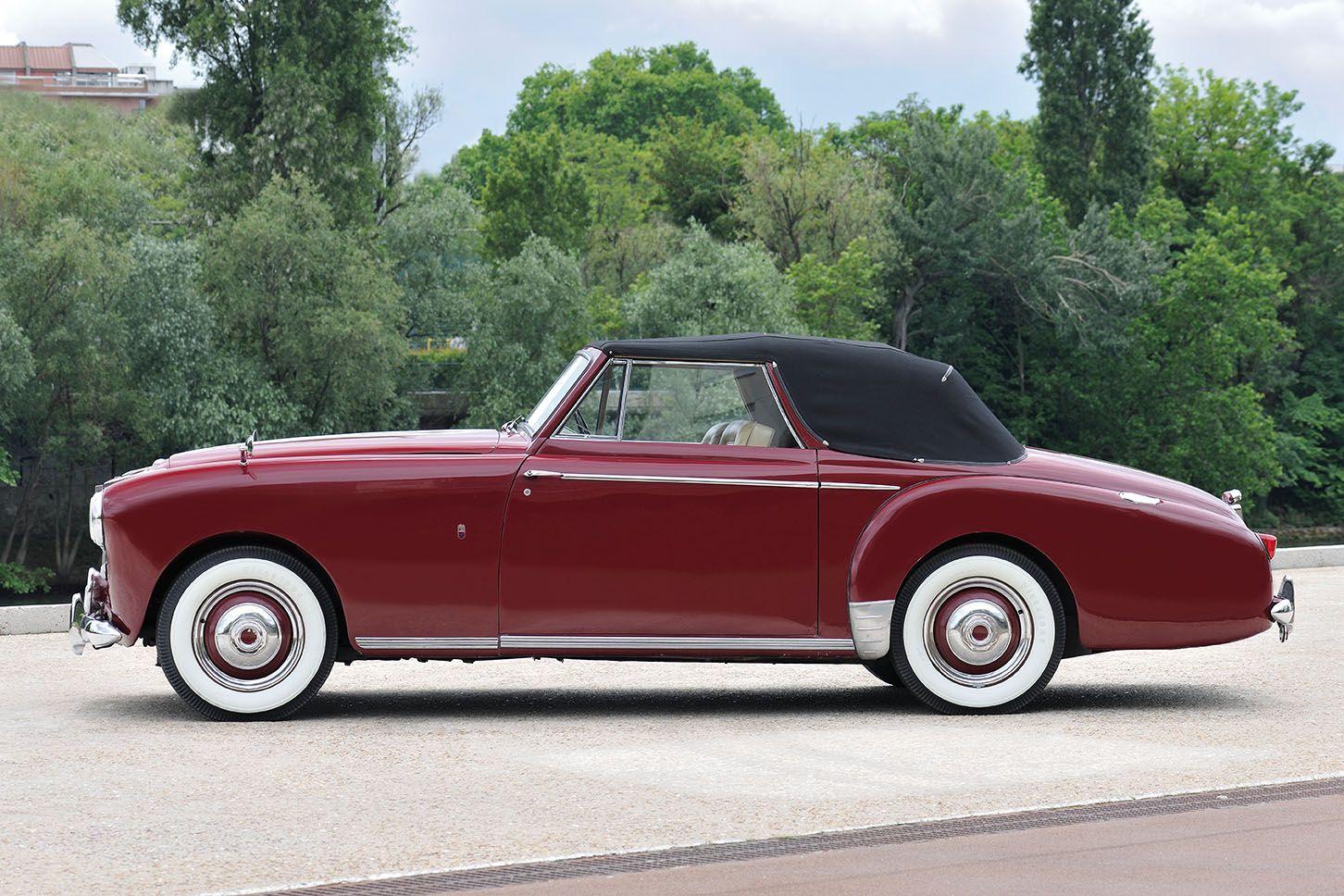 1955 Lagonda 2 6 3 Litre 2 9l Convertible By Tickford Aston Martin Cars Uk Aston Martin Lagonda
