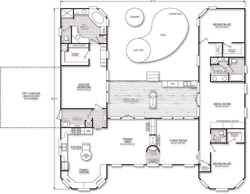 Elegant Floor Plans For 1800 Sq Ft Homes:outstanding Design Awards Fleetwood Homes