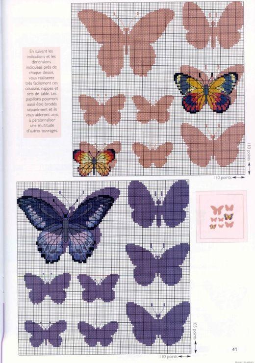 Gallery.ru / Фото #5 - Papillons en vol - mtecuka