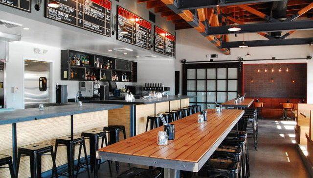 The Best Restaurants In Los Angeles Right Now Kitchen Bar Restaurant American Restaurant