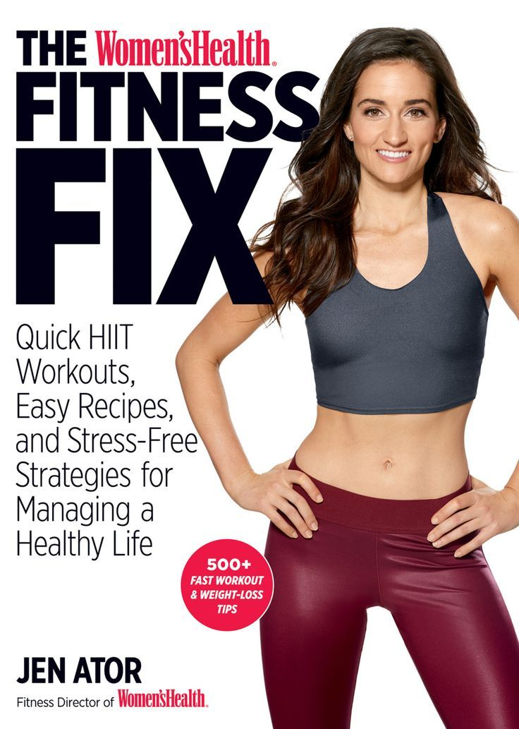 The Womens Health Fitness Fix eBook  Products