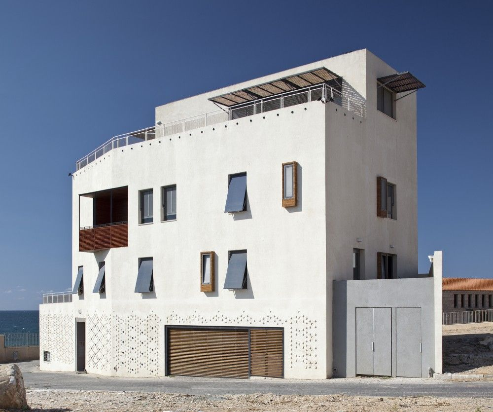 Gallery of Housing in Jaffa / GalPeleg Architects - 10 | Architects ...
