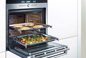 Siemens StudioLine Kitchen Appliances   Telescopic Rails