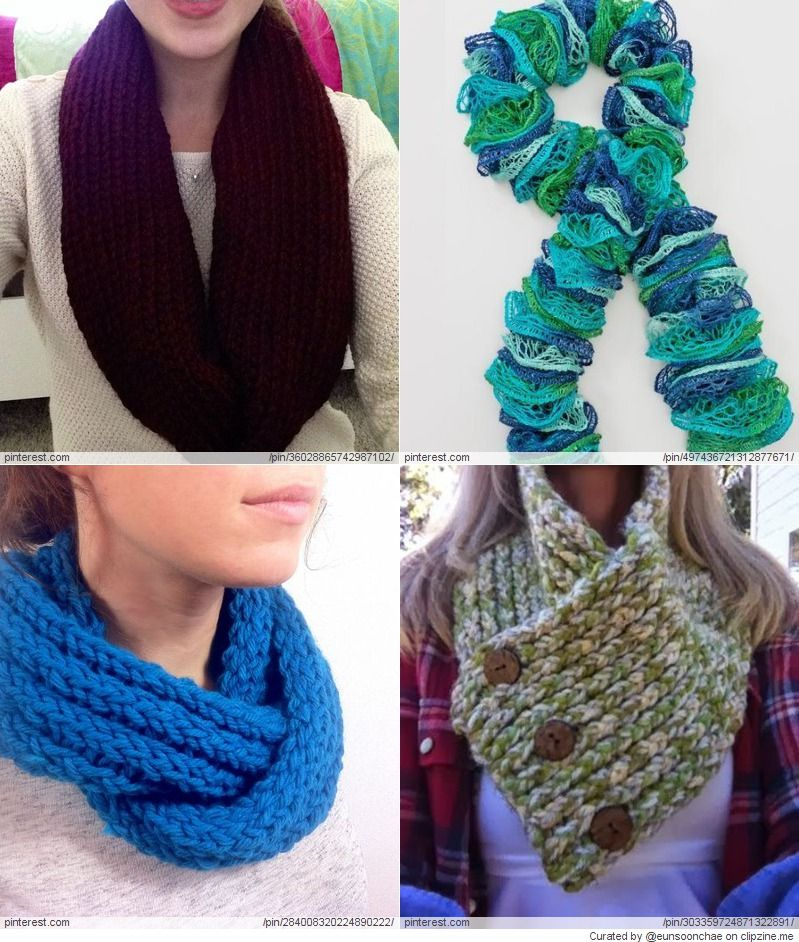 ae7aa17248e16 Loom Knitting Projects | Quick knit | Pinterest