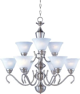 Union Lighting Product Name Nine Light Chandelier Upc 783209086234