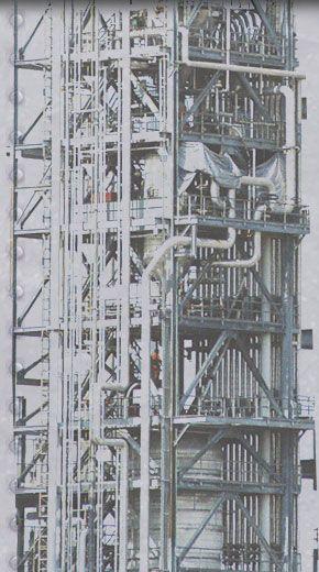 Houston Steel Fabrication Sefton Steel Industrial Fabrication