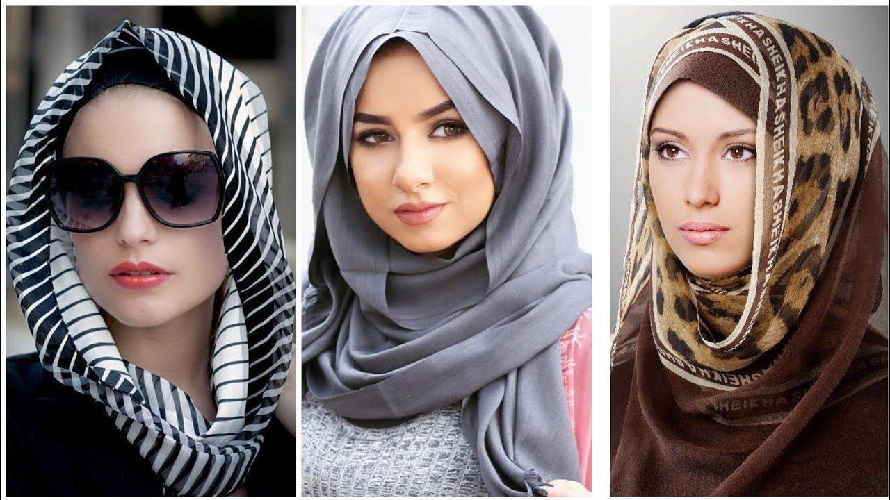 Latest Fashion Designer Summer Hijab Styles Deasign 2019 2020