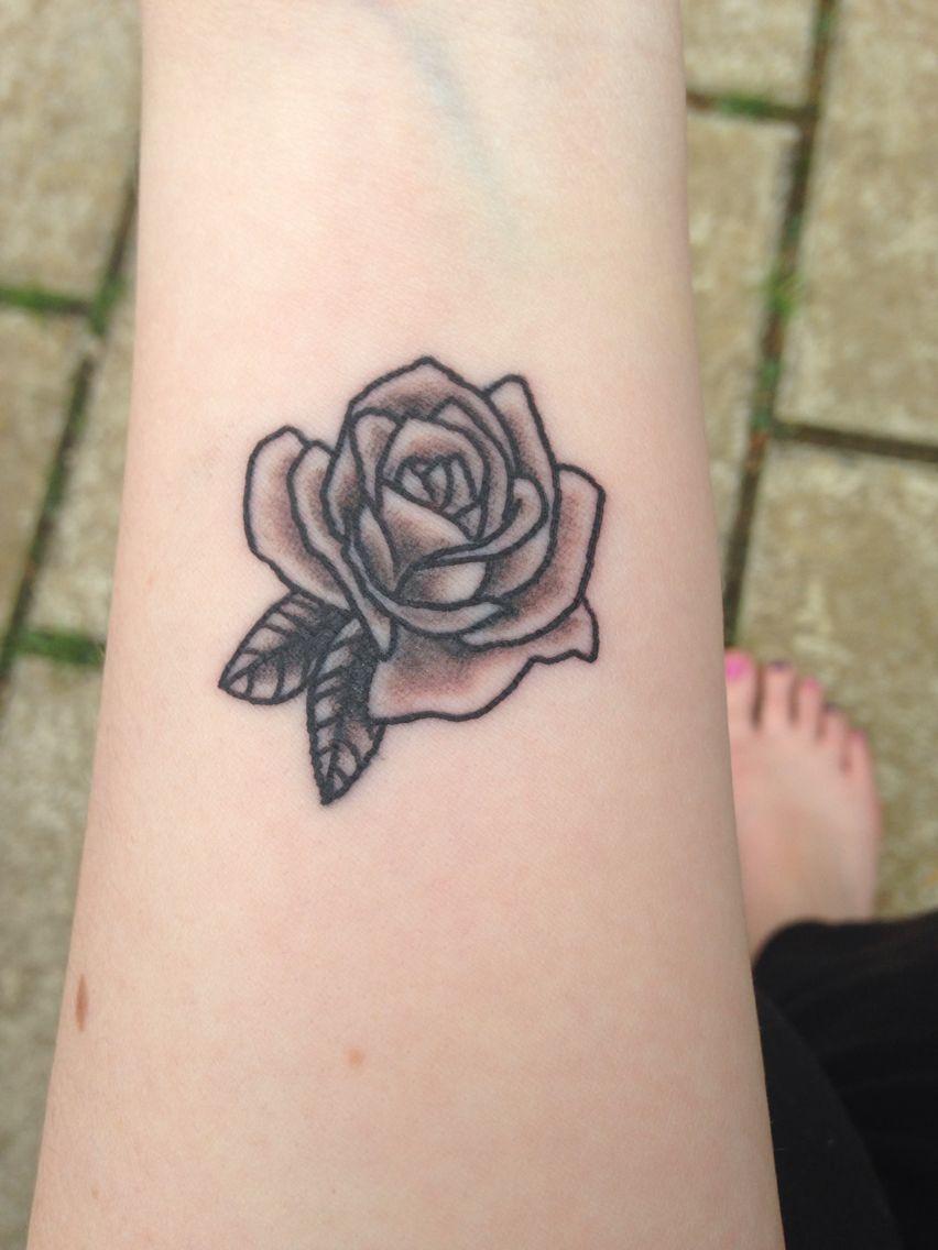 Rosetattoo Flowertattoo Tattoo