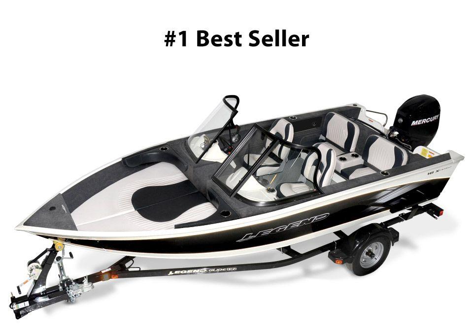 Legend 16 Xcalibur Aluminum Fishing Boats Boat Bay Boats