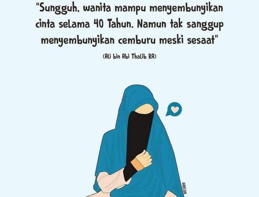 Gambar Kata Bijak Wanita Muslimah Di 2020 Gambar Bijak Wanita