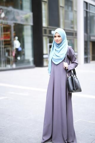 Basic Dress Steel Grey