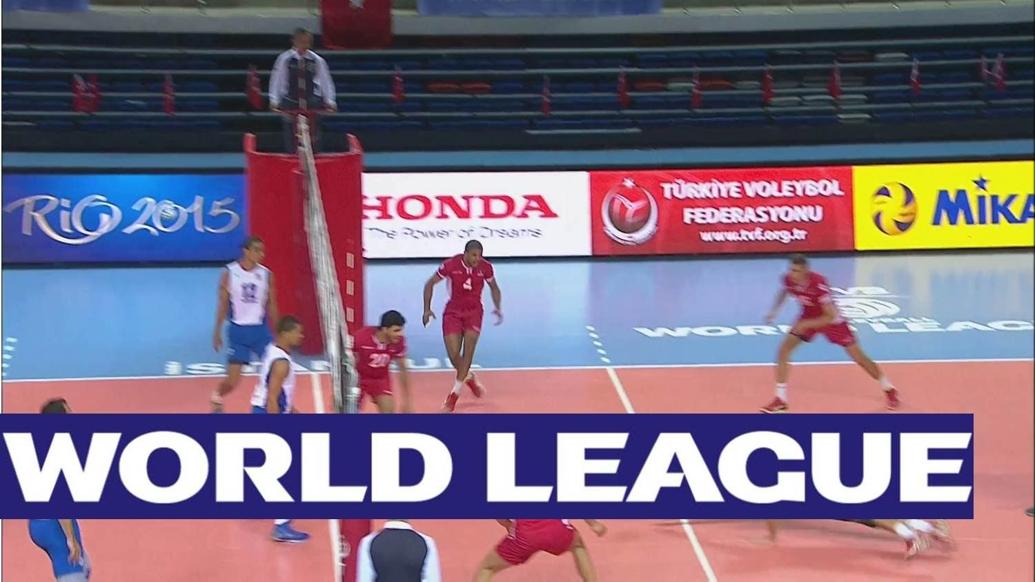 King Korbosli Sensational Dig From Tunisia Libero Volleyball Skills Play Volleyball Tunisia