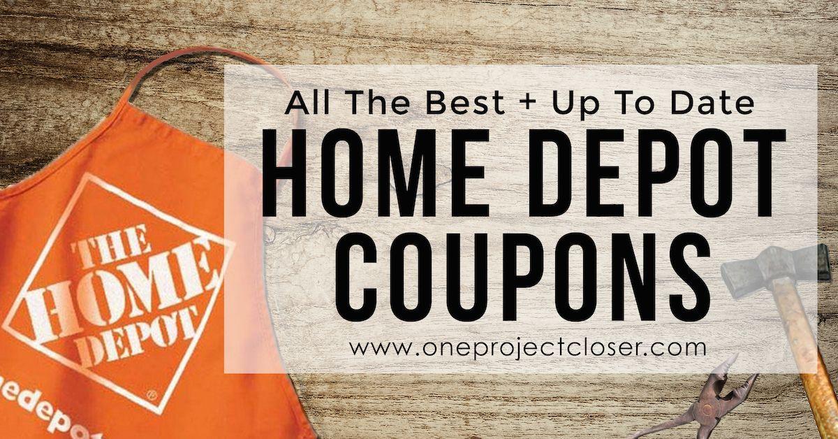 Home Improvement Coupons Home Depot Coupons Home Depot Credit