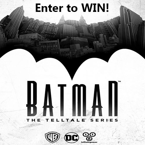 Win Batman The Telltale Series From Trade4cash Us 09 25 2016 Sweepstakes Ifttt Reddit Giveaways Freebies Contests Batman Series Adorable