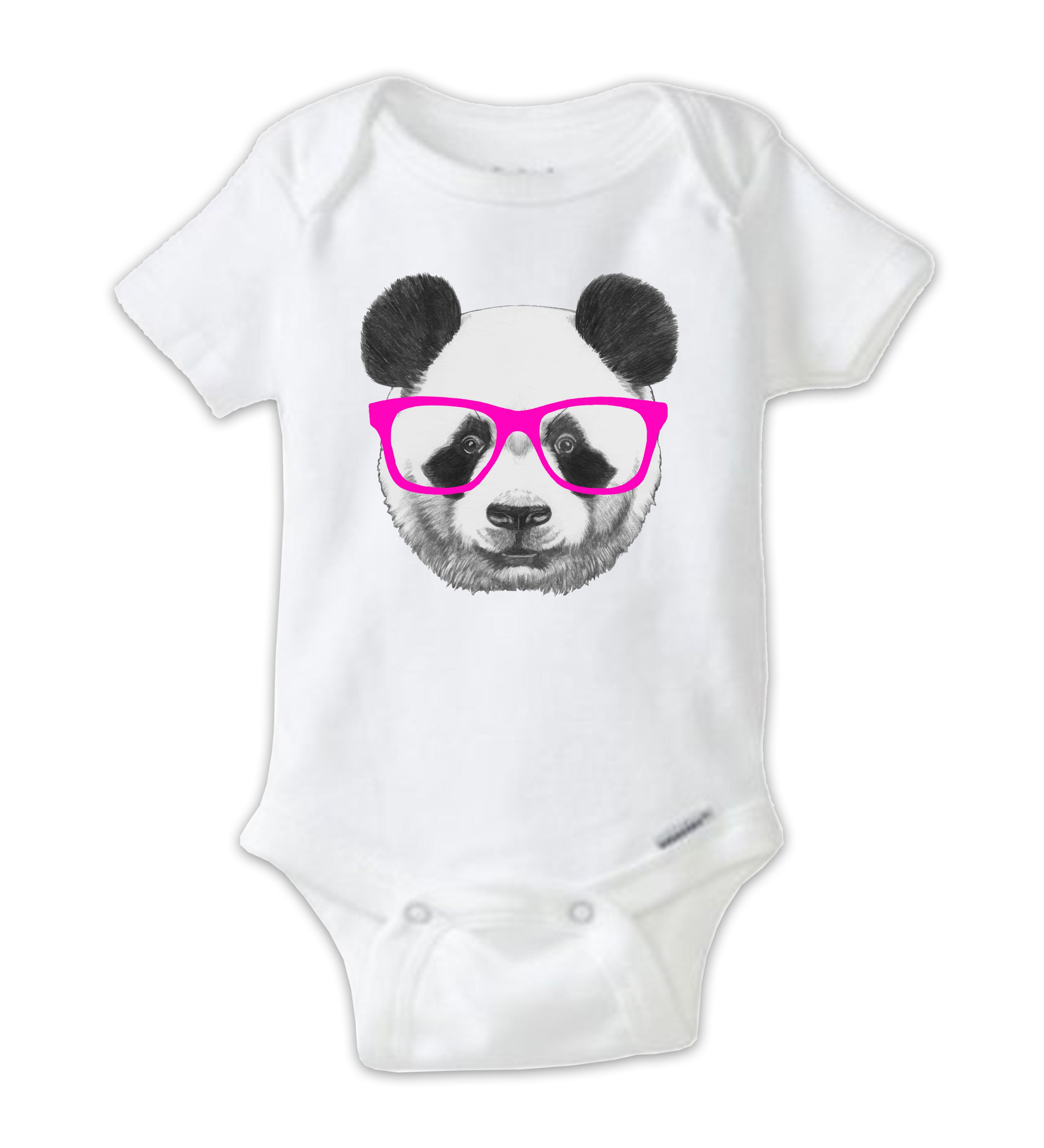 Cutepandaonesiepandanerdonesiehipsterbabybodysuitbaby babies clothes negle Gallery