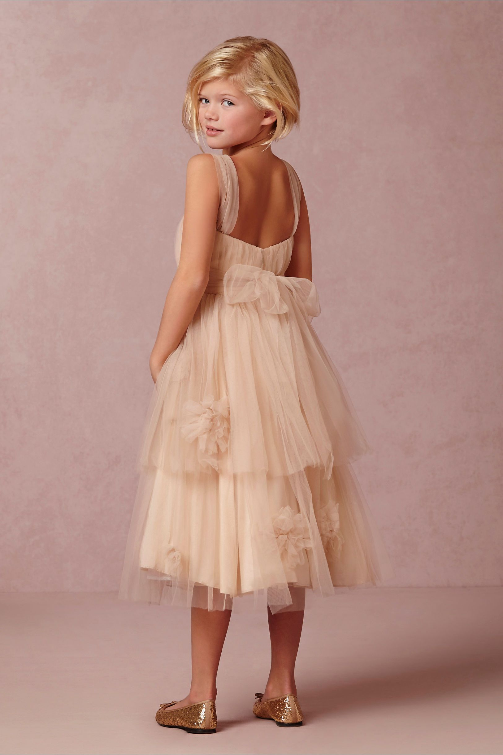 928631fcb09 Colette Dress in Dresses Flower Girl Dresses at BHLDN