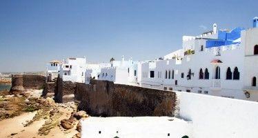 Hoteles En Asilah Dormir En Arcila Marruecos Alojamiento Marruecos Ciudades Viajes