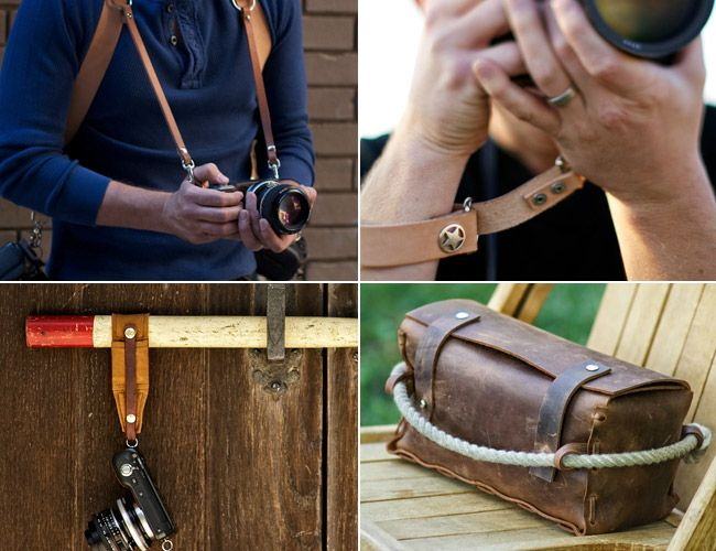 HoldFast Photography Equipment: Real-world thought with old world materials.