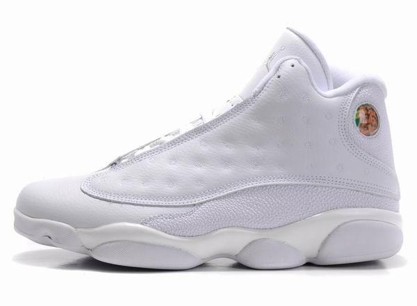 white jordan retro shoes