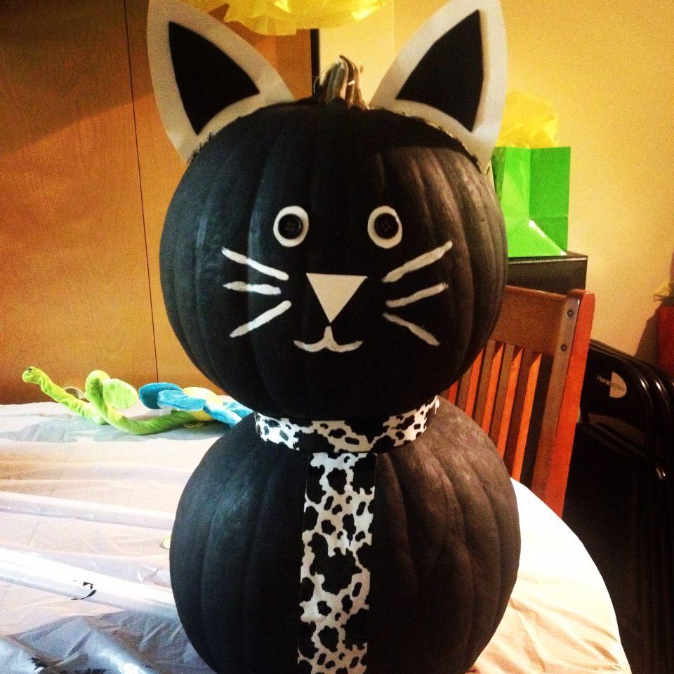 ChatCitrouille 🎃🐱 Albert Pumpkin carving, Halloween