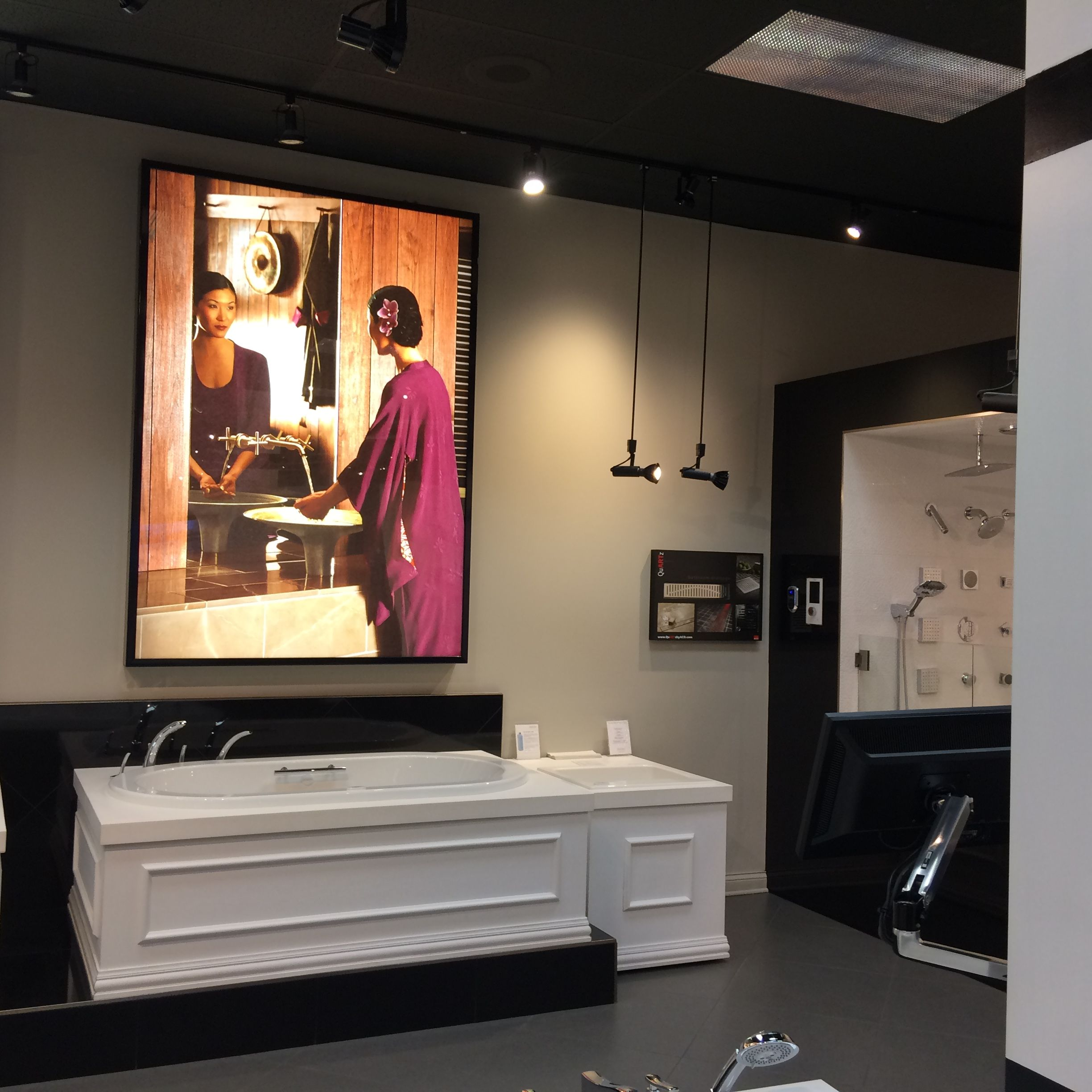 Beautiful Showrooms Featuring Jason Int