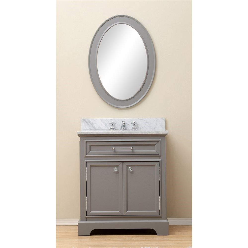 "Water Creation Derby30 Derby 30"" Single Sink Bathroom Vanity Impressive 30 Bathroom Vanity With Top Decorating Inspiration"