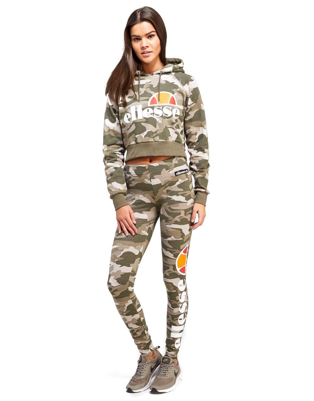 Ellesse jacke camouflage