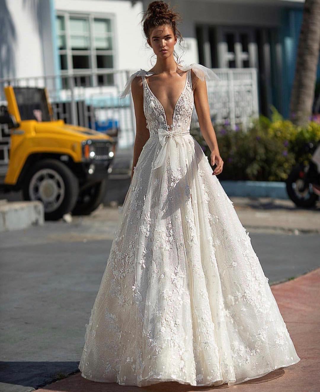 b9cd89711 Vestido #Berta - Coleção Miami! 👰🏻 | Vestidos de Noiva / Wedding ...