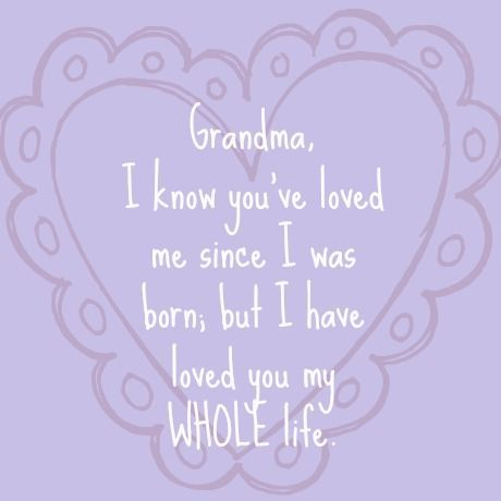 I Love You Grandma Quotes Amazing I Love You Grandma Gift Ideas Pinterest Thoughts